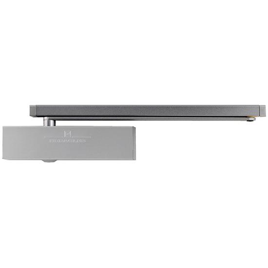 Ferme porte modèle HR400 aluminium HERACLES INOX