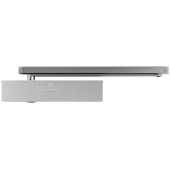 Ferme porte modèle HR500 aluminium HERACLES INOX