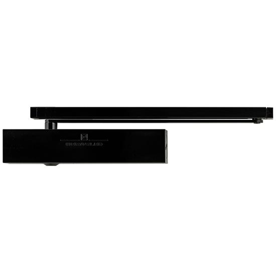 Ferme porte modèle HR500 noir HERACLES INOX